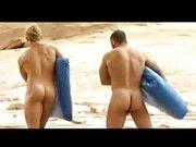 Sexy Gay Boys beim Badeausflug inklusive leidenschaftlichem Sex