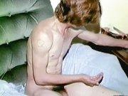 Ficken, Ficken, Ficken, scharfer junger Gay Boy im Schwulen Porno